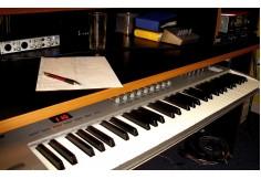 Controlador MIDI / Estudio de Grabación