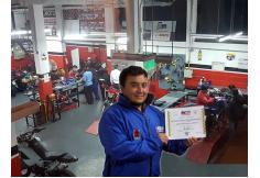 Academia de Mecánica de Escuela de Motos Quito Centro Foto